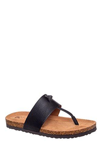 Lynx Flat Thong Sandal