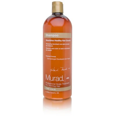 Murad Professional Shampoo Scalp Treatment Fine Hair 33.8 fl. oz.