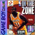 NBA In The Zone - Game Boy Color