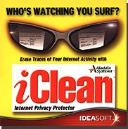 IdeaSoft iClean Internet Privacy Protector (Jewel Case)