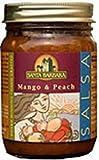 Santa Clara Salsa Santa Barabra Mango & Peach Salsa