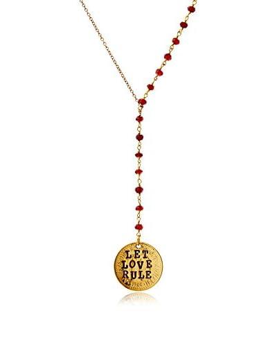 "Alisa Michelle ""Let Love Rule"" Necklace"