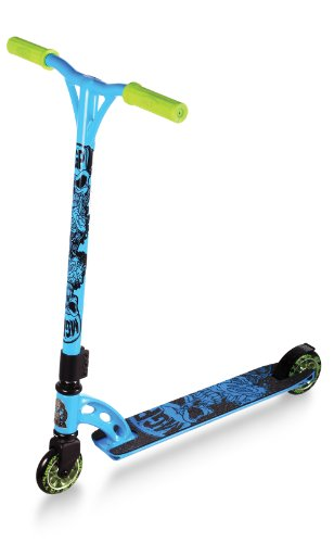 Madd Gear MGP 2012 VX2 Team Edition Scooter Sky Blue