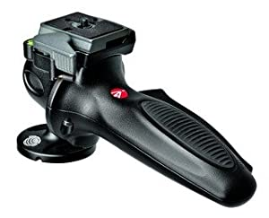 Manfrotto 327RC2 light duty grip ball head with Quick Release (Black); manu. price = $199.88