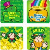 Carson Dellosa St. Patrick's Day Motivational Stickers (0637)