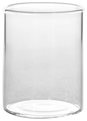 Borosil Vision Glass Set, 120ml, Set of 6