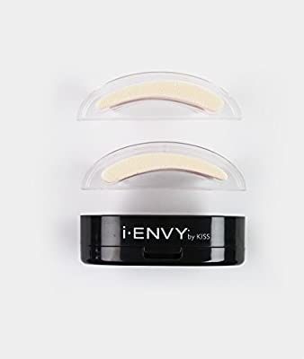Best Cheap Deal for i-Envy by Kiss Brow Stamp for Perfect Eyebrow (KPBS02 - Ebony/Natural Shape) from Kiss - Free 2 Day Shipping Available