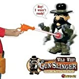 Wild West Gunslinger 'Pistol Pete'Quick Draw Challenge Set