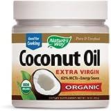 Nature's Way EfaGold Coconut Oil - 16 fl oz