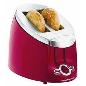 Hamilton-Proctor 22002 Slant 2-Slice Toaster