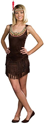 Costumes For All Occasions RL7752MD Medium Tribal Beauty Teen