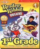 Reader Rabbit Deluxe 1st Grade
