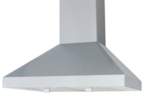 "Windster Ra-77B42Ss Stainless Steel Ra77B 42"" Wall Mounted Three Speed Range Hood With 640 Cfm With Stainless Steel Construction From The Ra77B Collection Ra-77B42 front-397688"
