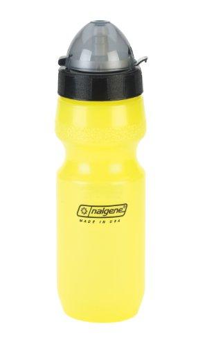 Nalgene-Kunststoffflaschen-ATB-Bikeflasche-Gelb-077906