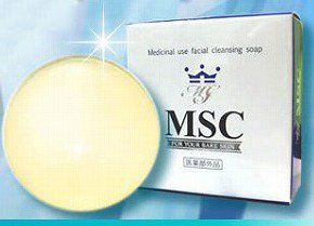 MSC 薬用アクネWPソープ 80g tkー99