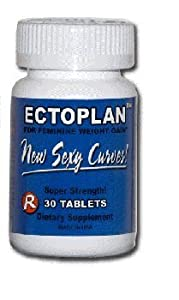 90 Day Supply Too Skinny Super Strength Ectoplan Promotes Weight Gain