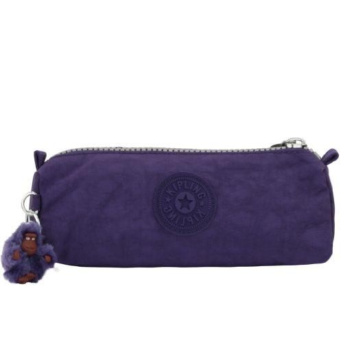 Amazon.com: Kipling Freedom Pencil Case Berry Purple