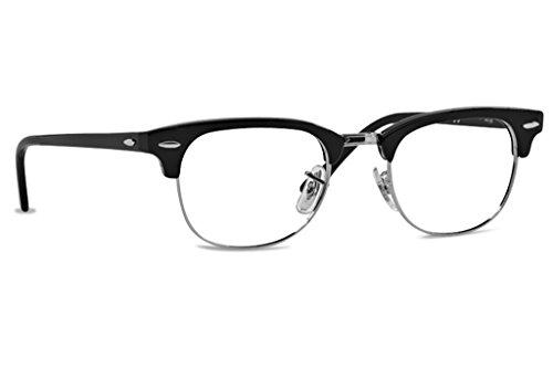 ray-ban-rx5154-clubmaster-eyeglasses-2000-shiny-black-51mm