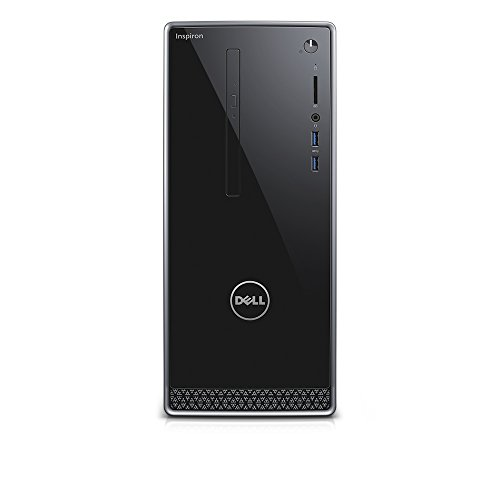 Dell Inspiron 3650 Desktop with Intel Core i5-6400 / 8GB / 1TB / Win 10 / 2GB Video