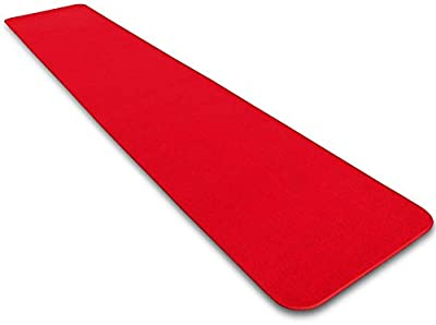 Red Carpet Aisle Runner - Many Other Sizes to Choose From