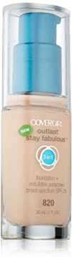 Covergirl Outlast Stay Fabulous 3-in-…