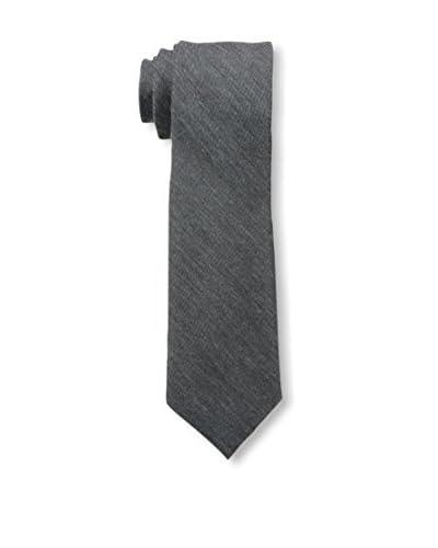 Ben Sherman Men's Upton Solid Tie, Grey