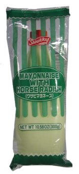 Shirakiku - Mayonnaise with Horseradish 10.58 Oz.