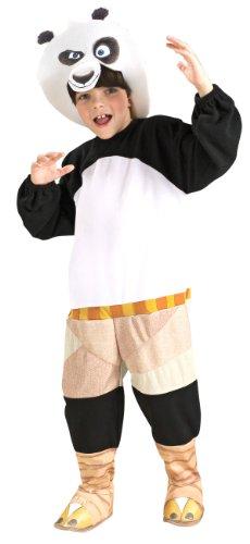 Childs Kung Fu Panda Costume