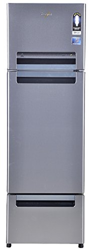 Whirlpool-FP-343D-Protton-Elite-330Litres-Triple-Door-Refrigerator-(Alpha-Steel)
