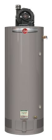 75 gal. Residential Gas Water Heater, NG, 75, 100 BtuH (Rheem Draft Hood compare prices)