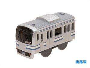 カプセルプラレール いっしょにあそぼう!大鉄橋編 E217系横須賀線用・後尾車 カプセル・ガシャポン
