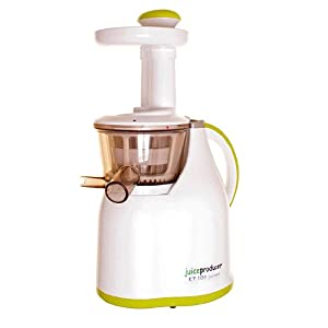 self cleaning juicer machine