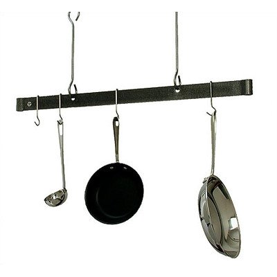 Enclume 54-Inch Ceiling-Mount Pot Rack