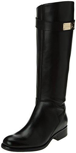 Tosca Blu Shoes Caracas, Stivali a gamba alta Donna, Nero (Schwarz (Nero C99)), 39