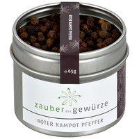 Zauber der Gewuerze Roter Kampot Pfeffer, 65g von Zauber der Gewuerze GmbH - Gewürze Shop
