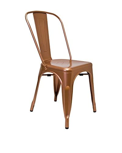 Aeon Garvin Chair, Copper