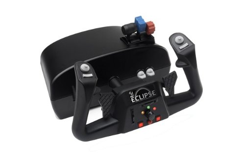 """CH Eclipse Yoke with """"Discover Series"""" Software [import anglais]"""