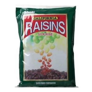 SUNRISE California raisins 1 kg