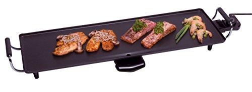 Cuisinier-77284-Teppan-Yaki-Grillplatte-XL