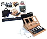 Royal Artist Acrylic Easel Art Set With Easy To Store Bag