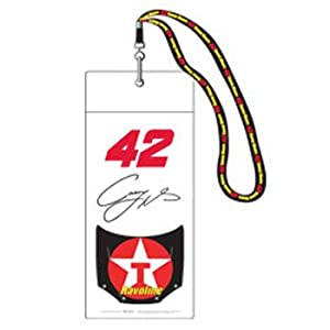 Buy #42 Casey Mears Credential Holder -920261 by Brickels