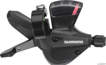 Shimano Altus M310 7-spd Right Individual Shifter