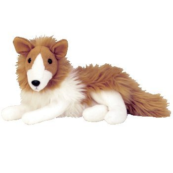 TY Beanie Baby - CASSIE the Collie [Toy] - 1