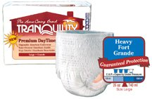 Tranquility Premium DayTime Pull-On Diapers Size Large Pk/16 by Principle Business Enterprises