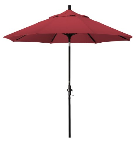 California Umbrella 9-Feet Aluminum Tilt Market