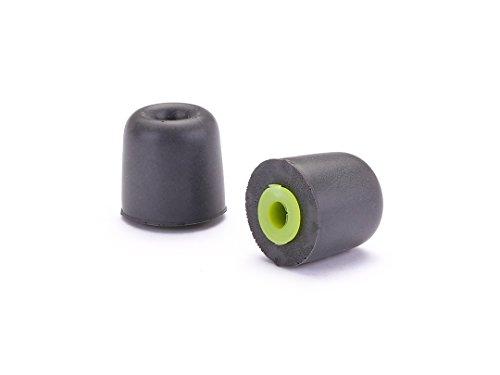 Westone True-Fit Foam Eartips For Universal Fit Earphones And Monitors, 11Mm Diameter, 11Mm Length, 10-Pack, 62804
