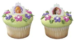 Enchanted Giselle Cupcake Crowns