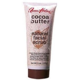 Queen Helene Facial Scrub Cocoa Butter 6 oz ( MultiPack)