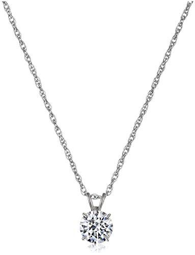 10k-White-Gold-Swarovski-Zirconia-Round-Solitaire-Pendant-Necklace-1-cttw-18