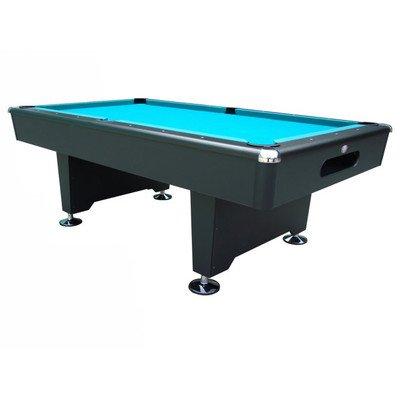Playcraft Black Knight 8' Pool Table Style: Ball Return